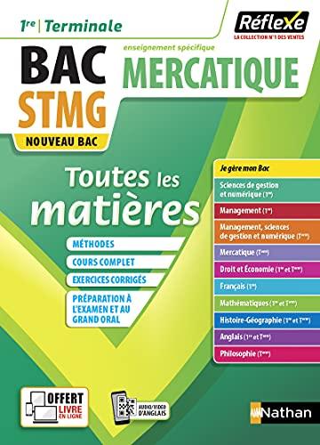 Toutes les matières 1re Tle BAC STMG enseignement spécifique Mercatique: 04 (Réflexe)