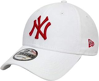 New Era Unisex League Essential 9Forty Neyyan Whıfdr Beyzbol Kepi, Beyaz (Beyaz 1),Tek Ebat (Üretici Ölçüsü: Bedensiz), Be...