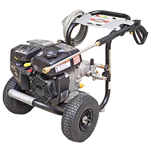 SIMPSON Cleaning MS60763-S MegaShot Gas Pressure Washer Powered...