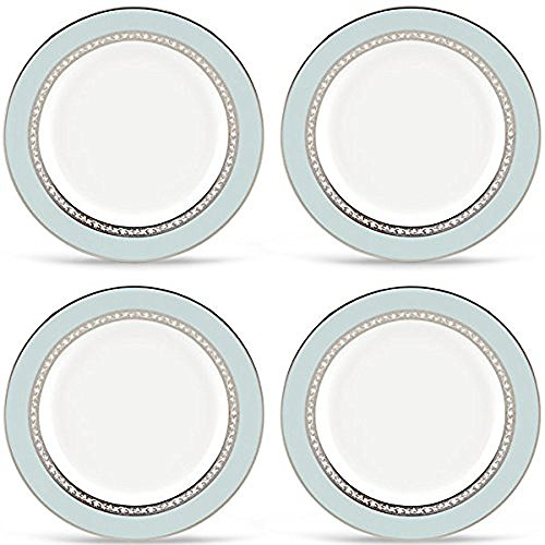 Lenox Westmore 4-piece Bread Plate Set, 1.95 LB, Blue