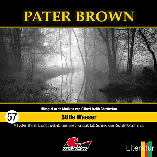 Stille Wasser audiobook cover art
