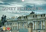 Sankt Petersburg - Venedig des Nordens (Wandkalender 2019 DIN A4 quer): Das Venedig des Nordens, Sankt Petersburg, ist eine aufgeschlossene, ... (Monatskalender, 14 Seiten ) (CALVENDO Orte) - Oliver Pinkoss