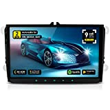 Auto Radio Android neotone WRX OT-990 A (para VW/Skoda/Seat, navegador con Europa de tarjetas, 9 pulgadas de apoyo, DAB +, USB, Octa Core, 4 K Ultra HD Video, WiFi, MirrorLink, RDS