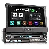 XOMAX XM-DA775 Autoradio con Android 10 I Quad Core, 2GB...