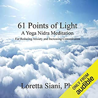 61 Points of Light audiobook cover art