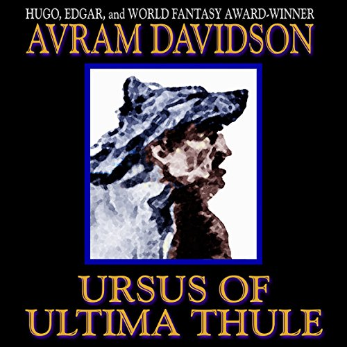 Page de couverture de Ursus of Ultima Thule