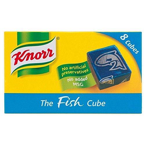 Knorr Brühwürfel Fisch (8X10G)