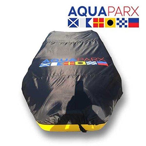 AQUAPARX Abdeckplane Boot 230 Plane Schlauchboot Persenning Bootsplane Motorboot Ruder