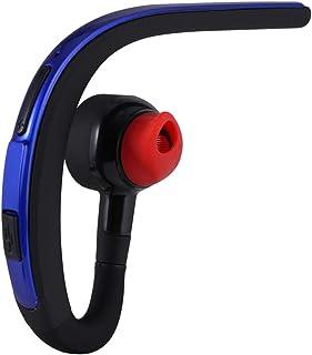 UKCOCO Trådlösa hörlurar sport hörlurar stereo svettbeständiga öronknoppar brusreducerande öronkrok för gym löpning körnin...