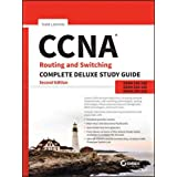 CCNA Routing and Switching Complete Deluxe Study Guide: Exam 100-105, Exam 200-105, Exam 200-125 by Todd Lammle(2016-10-03)