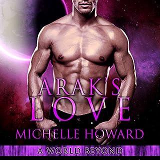 Arak's Love audiobook cover art