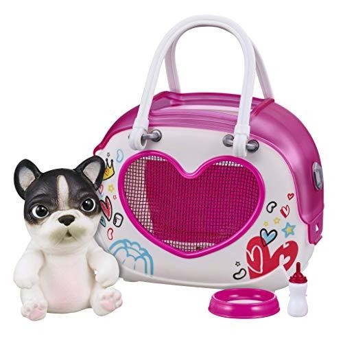 Little Live Pets 700015503 Perrito interactivo con bolso, Multicolor