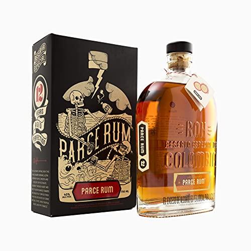 5. Parce Rum 12 años