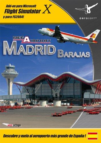 Mega Airport Madrid FSX/FS2004