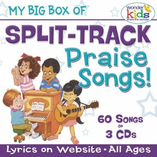 My Big Box Of Split Track Praise Songs For Kids