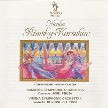 Rimsky-Korsakov: Scheherazade & Russian Easter