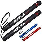Mytra Fusion bâton gant bâtons de boxe mitaines de mise au point coussinets formation Arts martiaux mitaines de Kickboxing MMA Muay Thai mitaines cible 50X17 CM (Noir)