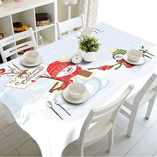 addobbi natalizi per tavola da pranzo