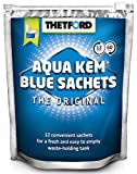 Thetford 30189AJ Blue Sachets 12 Bolsitas