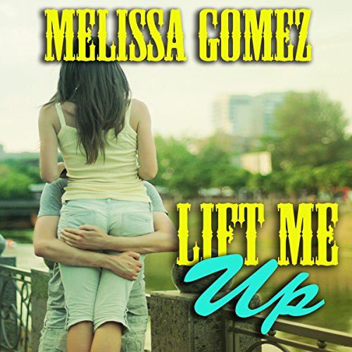 Lift Me Up audiobook cover art