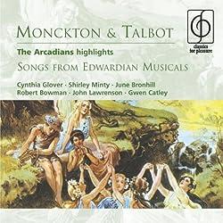 Monckton: The Arcadians