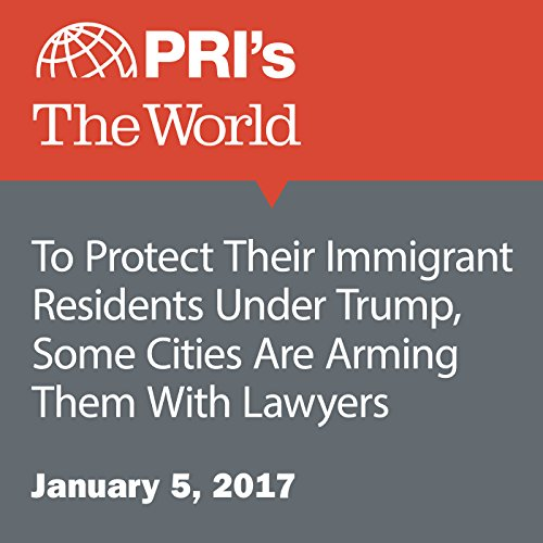 To Protect Their Immigrant Residents Under Trump, Some Cities Are Arming Them With Lawyers audiobook cover art