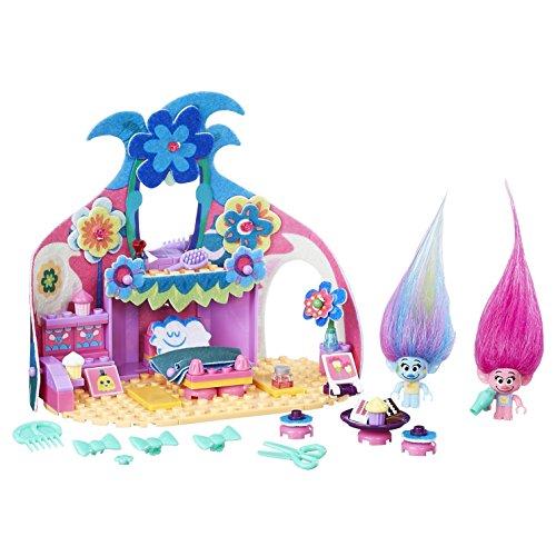 Kreo - Casita de Poppy Trolls (Hasbro B9526EU4)