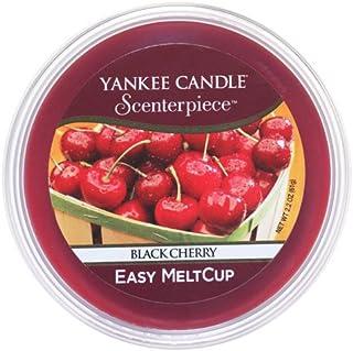 """شمع Yankee """"جام ذوب رایحه گیلاس سیاه ، قرمز"""