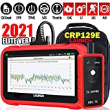 Best Auto Scanner Tools - LAUNCH OBD2 Scanner CRP129E Eng/ABS/SRS/TCM Code Reader, Oil/EPB/SAS/TPMS/Throttle Review