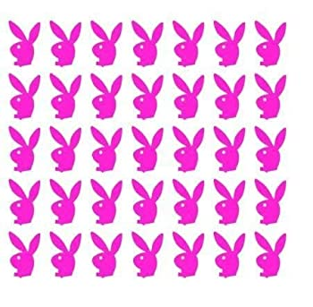 Playboy Bunny Tan Decals Tanning Stickers Tanning Bed Stickers Tanning Bed Decals Tan Line Decals Tanning Tanning Bed Decal Sticker Vinyl Art