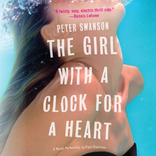 The Girl with a Clock for a Heart Titelbild