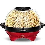 Yabano Macchina Popcorn, 5L Macchina per Pop Corn con...