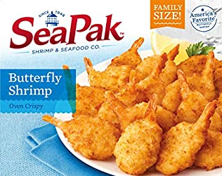 RICH PRODUCTS Seapak Shrimp Butterfly, 20 oz (frozen)