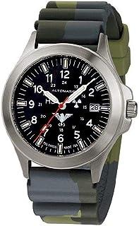 KHS - Tactical reloj hombre Platoon Titan automática KHS.PTA.DC3