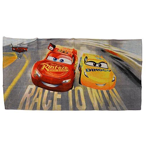 Disney Cars Strandtuch Kinder Badetuch Mc Queen Ramirez 140 x 70 cm