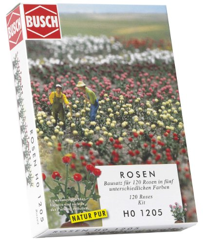 Hornby France - Busch - 1205 - Circuit - Train - Roses