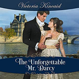 The Unforgettable Mr. Darcy audiobook cover art