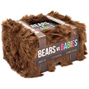 Bears vs Babies by Exploding Kittens - A Monster-Building Board Game - Family-Friendly Party Games - Board Games for Family and Kids