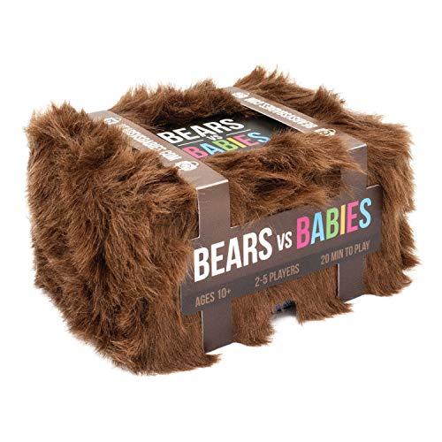 Bears vs Babies: Un Gioco di Carte dai creatori di Exploding Kittens (Versione Inglese)