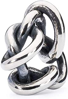 Trollbeads Argento Bead Oltre l'Amore