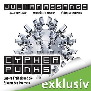 Cypherpunks Titelbild