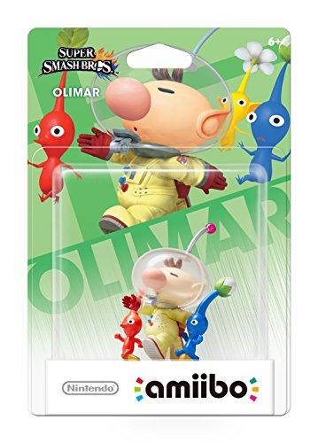 Pikmin & Olimar Amiibo (Super Smash Bros Series) by Nintendo - 2
