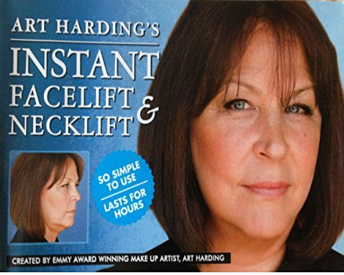 Art Harding's Instant Face and Neck Lift, Dark by Art Harding's