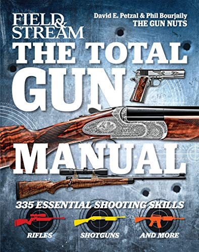 Total Gun Manual: Updated and Expanded! 375 Essential Shooting Skills (English Edition)