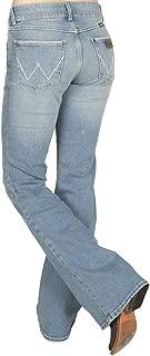 Apparel Womens Mae Burbank Mid Rise Flare Jeans