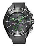 Reloj Radiocontrolado Citizen Bluetooth, Eco Drive W770, 48mm, Negro, BZ1045-05E