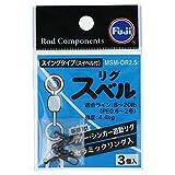 富士工業(FUJI KOGYO) MSM-OR2.5 リグスベル スイングタイプ スイベル付 MSM-OR2.5