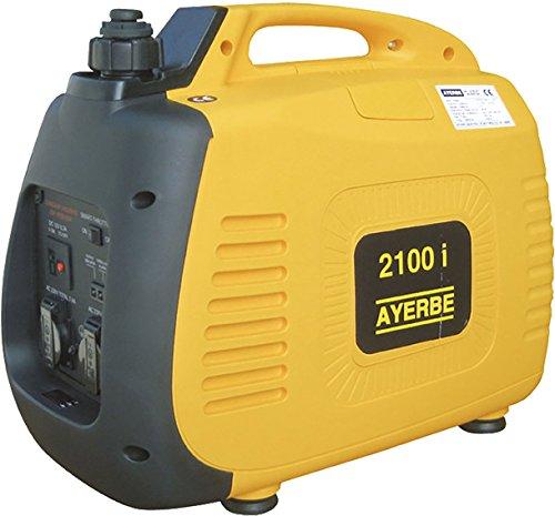 Ayerbe AY-2100 KT Generador Inverter, 1900W