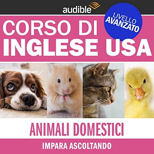 Animali domestici (Impara ascoltando) copertina