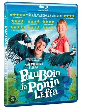 Pony and Pigeonboy (2018) ( Puluboin ja Ponin leffa ) [ Finnische Import ] (Blu-Ray)